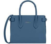 PIN mini-tote-bag color piombo f