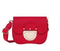 Ducale Mini Crossbody-Taschen Ruby