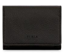 Man Ulisse Tri-Fold Portemonnaie s Onyx