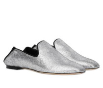 Bouganville Slipper Color Silver