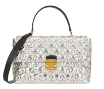 ARTIC henkeltasche color platino