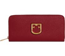 BELVEDERE zip-around-portemonnaie ciliegia d