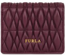 COMETA bi-fold-portemonnaie amaranto f
