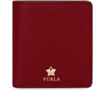ALYA bi-fold-portemonnaie ciliegia d
