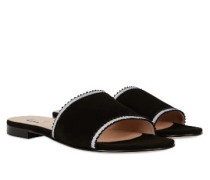 Bouganville Slipper Onyx
