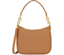 COMETA hobo-bag caramello f
