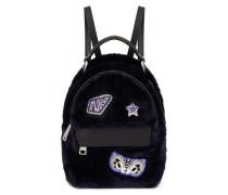 FAVOLA mini rucksack blu d