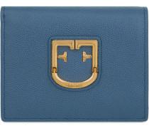 BELVEDERE bi-fold-portemonnaie color piombo f