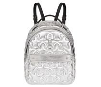 FAVOLA rucksack s color silver