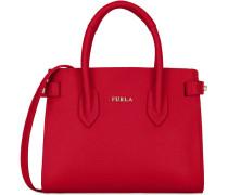 PIN mini-tote-bag ruby