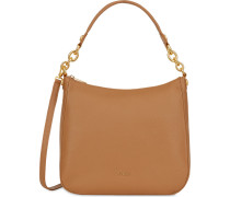 COMETA hobo-bag m caramello f