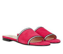 Bouganville Slipper Fucsia D
