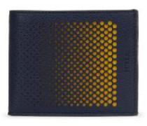 Man Ulisse Bi-Fold Portemonnaie M Blu D