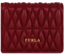 COMETA bi-fold-portemonnaie ciliegia d