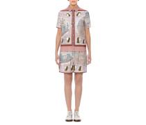 Damen-Bluse aus Viskose