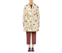 Damen-Mantel aus Baumwolle