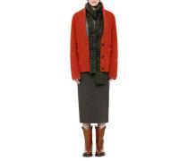 Damen-Cardigan aus Shetland-Wolle