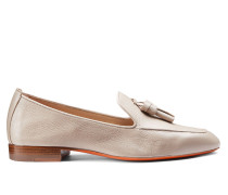 Loafer aus Leder