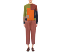 Damen-Hose aus Technosatin