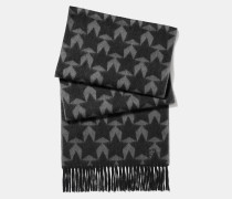 Graphic Star Scarf