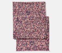X Keith Haring Schal mit Verzierung