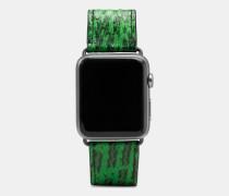 Apple Watch® Armband aus Schlangenleder