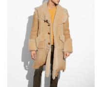 Ragedy Shearling Coat