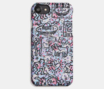 X Keith Haring Iphone Hülle