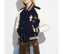 Classic Unisex Varsity Jacket