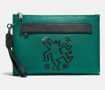 X Keith Haring Beutel