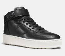C210 Hightop-Sneaker mit Drehverschluss