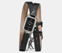 Ludlow Double Wrap Watch With Charm