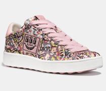 X Keith Haring C101 Lowtop-Sneaker