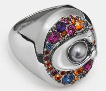 Mehrfarbiger charakteristischer Ring