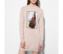 Sweater Dress With Archive Intarsia