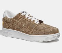 Bape X Bapesta Sneaker
