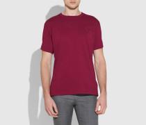 T-Shirt mit Rexy Aufnäher