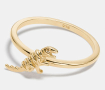 Feiner Rexy-Ring mit 18-Karat-Goldlegierung