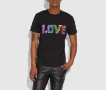 Love T-Shirt von Jason Naylor