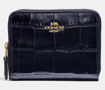 Kleines Portemonnaie mit Rundum-ReiBverschluss