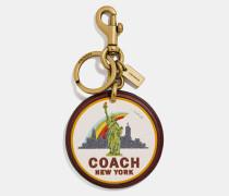 Taschenanhänger New York