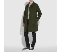 Doppelseitiger Mantel