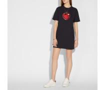 Disney X T-Shirt Kleid vergifteter Apfel