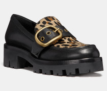 Grand Loafer mit Leoparden-Print