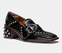 Loafer mit charakteristischer Schnalle