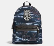 X Keith Haring Academy Rucksack
