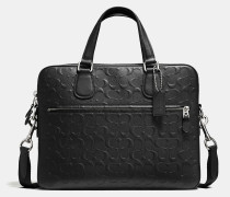 Hudson 5 Bag In Signature Crossgrain Leather
