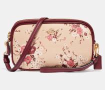 "Sadie Umhänge-Clutch mit Floral Bundle""-Print"