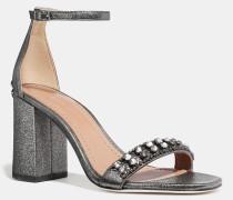Maya Sandale mit Nieten