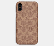Iphone Xs Max Case aus charakteristischem Canvas